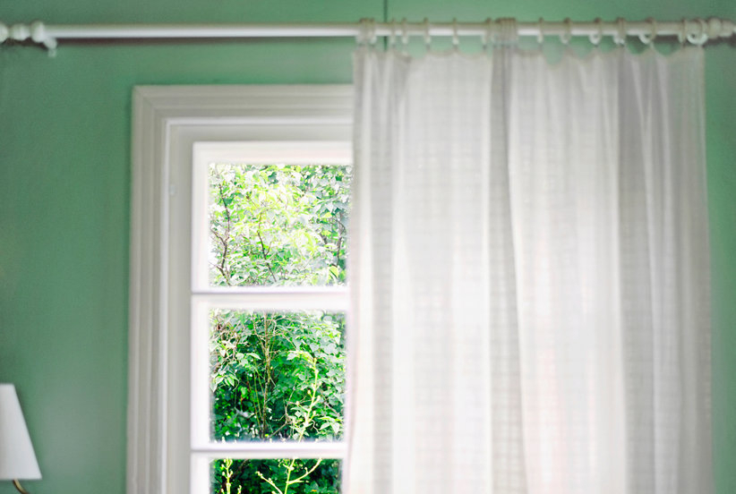 Summer Shopping Special: 84 Suri Macrame Tab Curtain Panel White Within Class Blue Cotton Blend Macrame Trimmed Decorative Window Curtains (View 11 of 25)