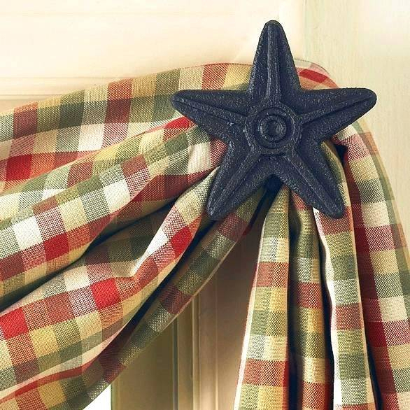 Swag Country Curtains Farmhouse French Simple Life Flax In Simple Life Flax Tier Pairs (View 21 of 25)