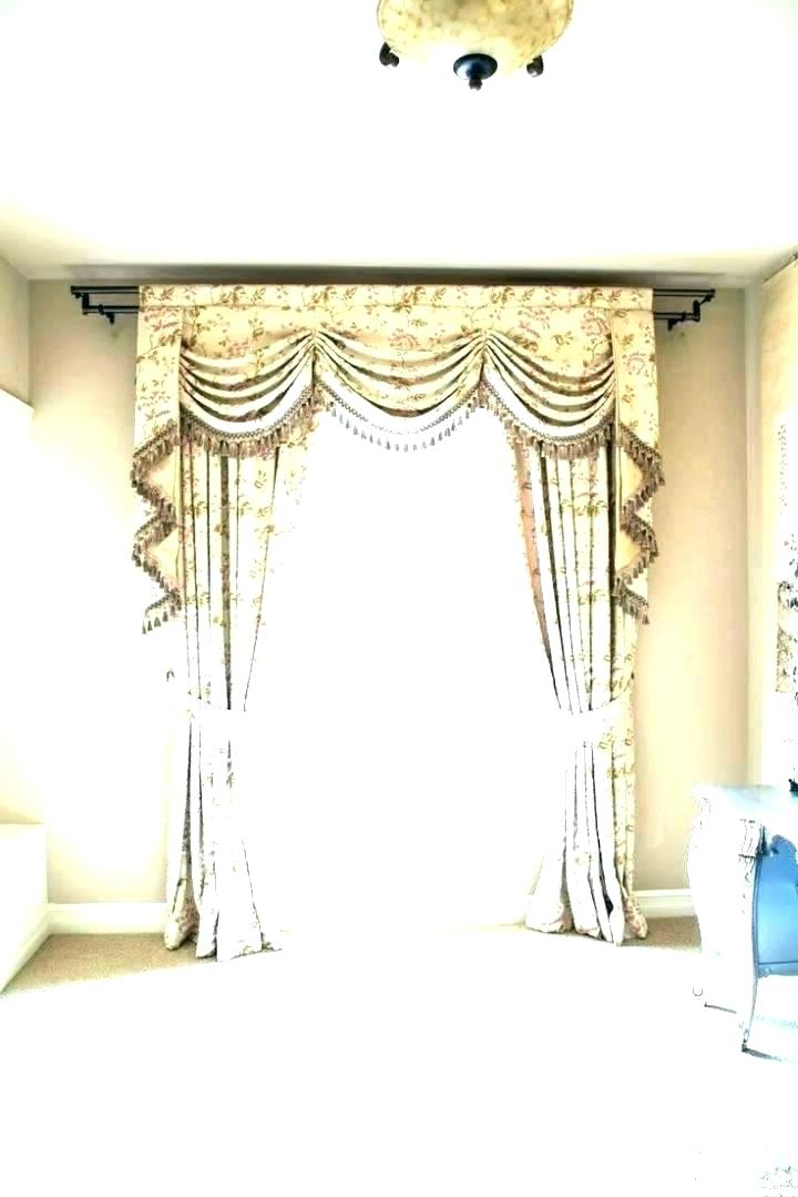 Swag Curtain Pattern – Ciudadcool (View 17 of 25)