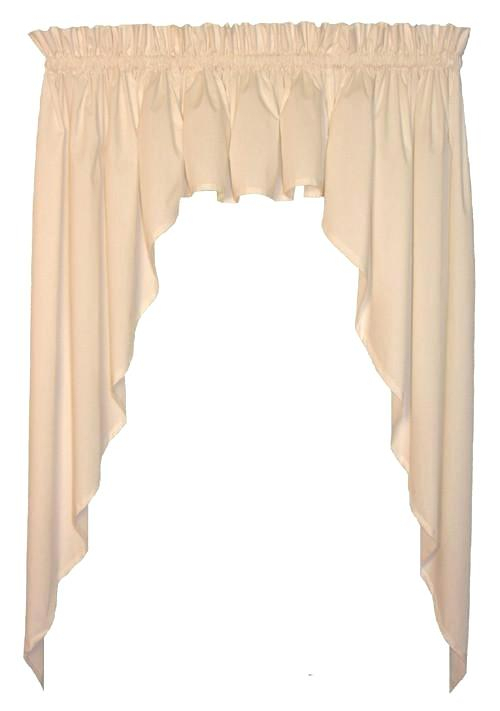 Swag Window Curtains – Umegold Regarding Traditional Two Piece Tailored Tier And Valance Window Curtains (View 16 of 25)