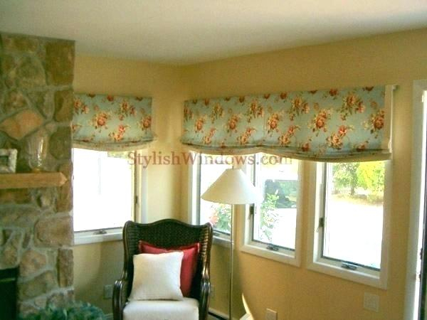 Tailored Valance Window Treatments – Alemonaday (View 21 of 25)