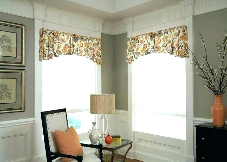 Tailored Valance Window Treatments – Gabymuller Intended For Tailored Toppers With Valances (View 6 of 25)