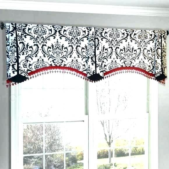 Tailored Valance Window Treatments – Gabymuller Within Tailored Toppers With Valances (View 12 of 25)