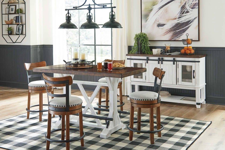 Talking Tables: Pedestal Or Leg? | Underpriced Furniture Regarding Most Recent Dawson Pedestal Dining Tables (Image 23 of 25)