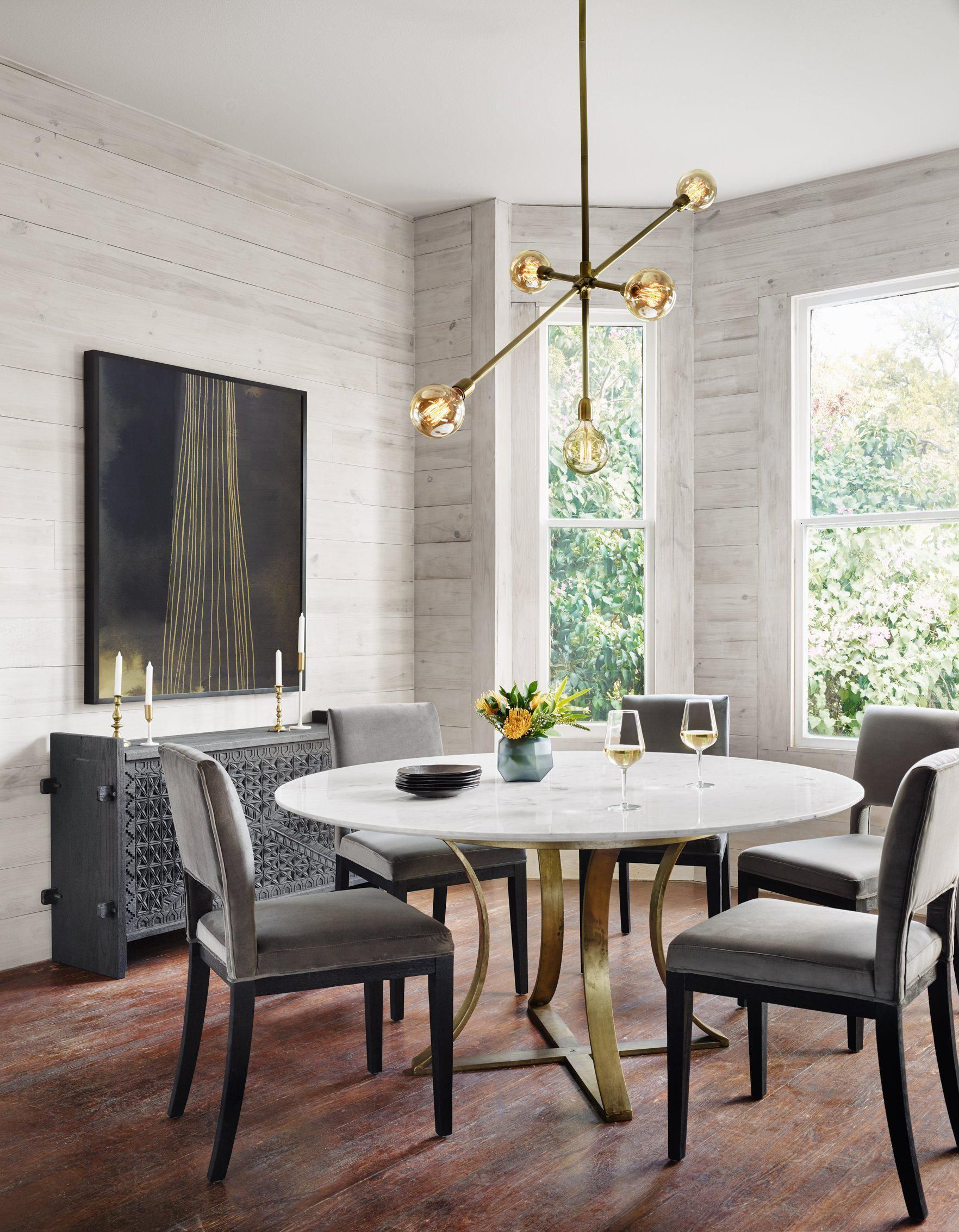 Thalia Chandelier (Antique Brass) In 2019 | Round Dining Inside Current Thalia Dining Tables (View 7 of 25)
