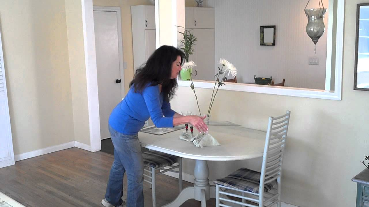 Thalia Staging Tip With Setting Your Dining Room Table (View 14 of 25)
