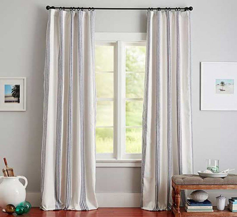 The Best Places To Buy Curtains In 2019 Throughout Traditional Tailored Tier And Swag Window Curtains Sets With Ornate Flower Garden Print (View 25 of 25)