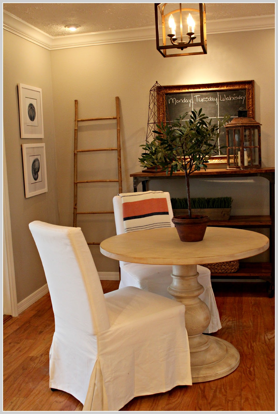 The Daily Nest: New Bistro Dining Table In Best And Newest Dawson Pedestal Dining Tables (Image 24 of 25)