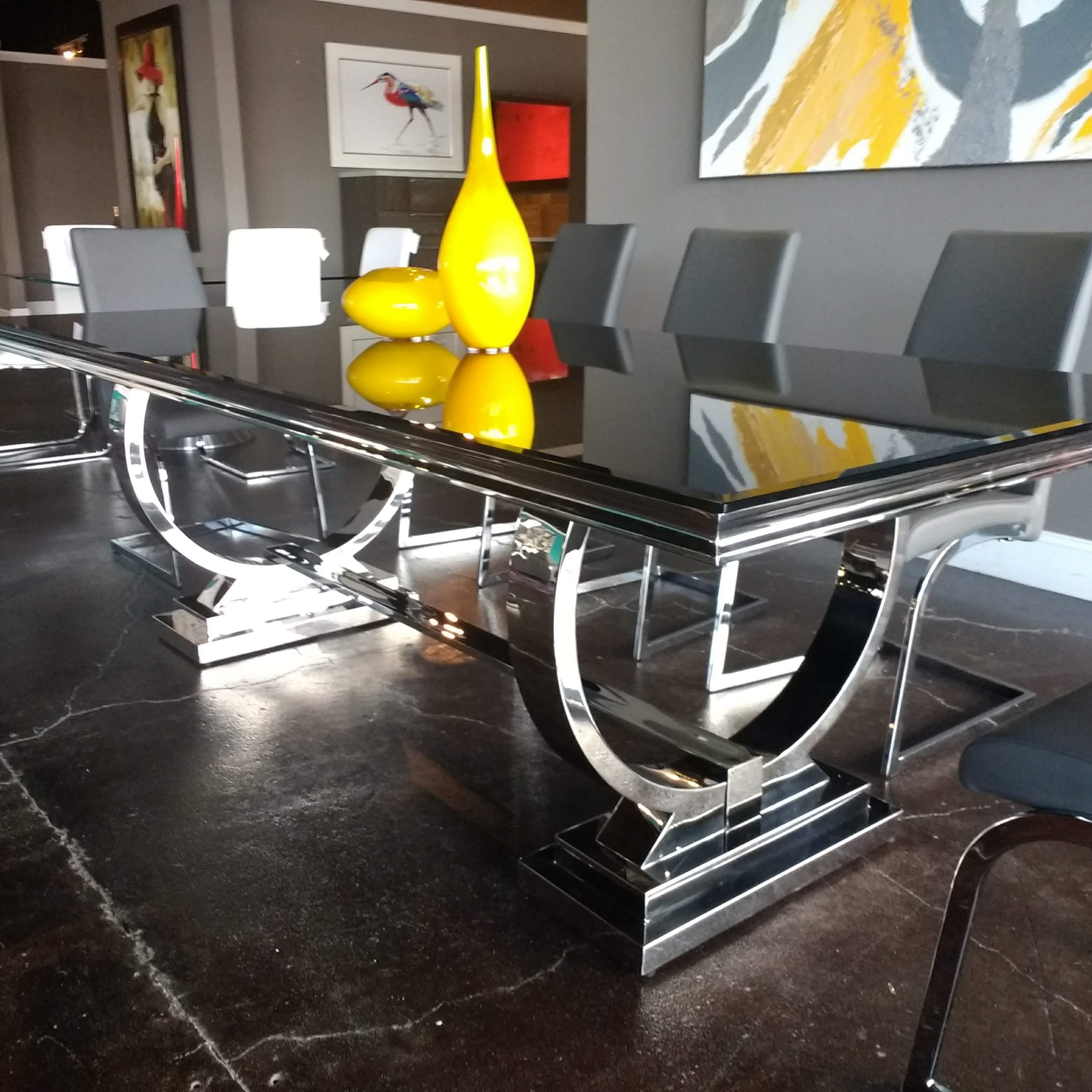 The Large Rectangular Avery Dining Table Has The Ultimate In Recent Avery Rectangular Dining Tables (View 4 of 25)