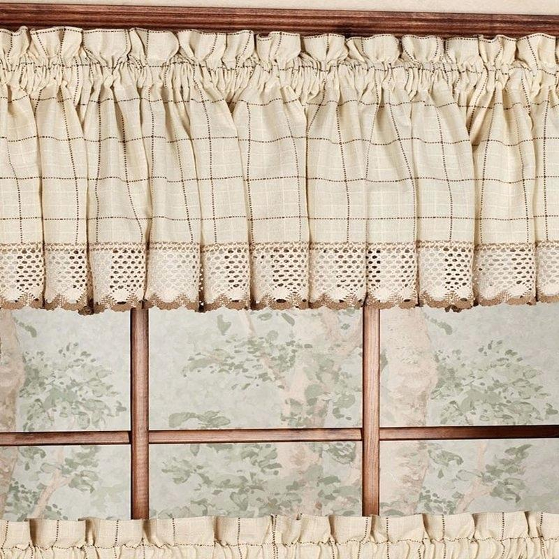 Tier And Valance Set – Laurinneal (View 9 of 25)