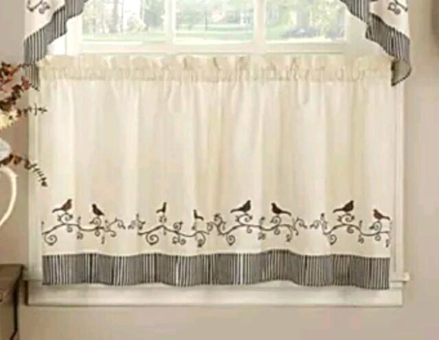 Tier Window Curtains – Sk8Ergirl (View 11 of 25)
