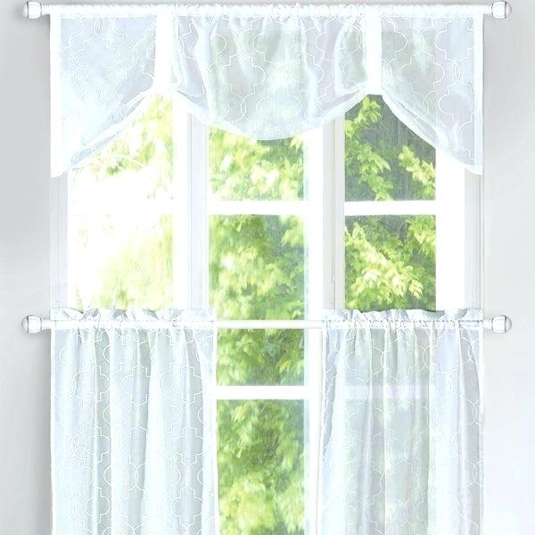 Tier Window Curtains – Sk8Ergirl (View 5 of 25)