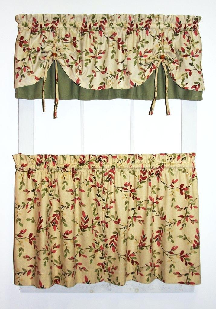 Tiered Valances Crochet Tailored Tier Pair White X – Woodspeak For Tailored Valance And Tier Curtains (View 19 of 25)