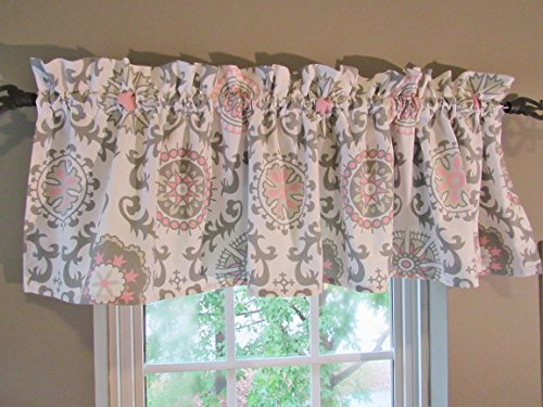 Top 24 Medallion Curtains – Top Decor Tips For Medallion Window Curtain Valances (View 23 of 25)
