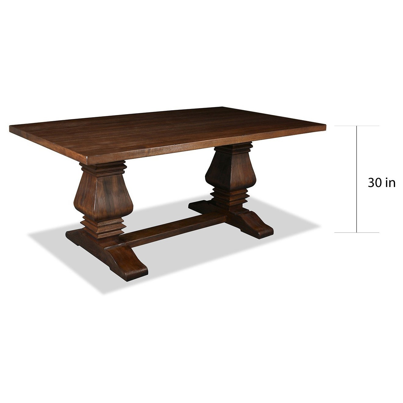 Top Product Reviews For Toscana Reclaimed Wood Rectangular Within Most Current Tuscan Chestnut Toscana Extending Dining Tables (View 23 of 25)