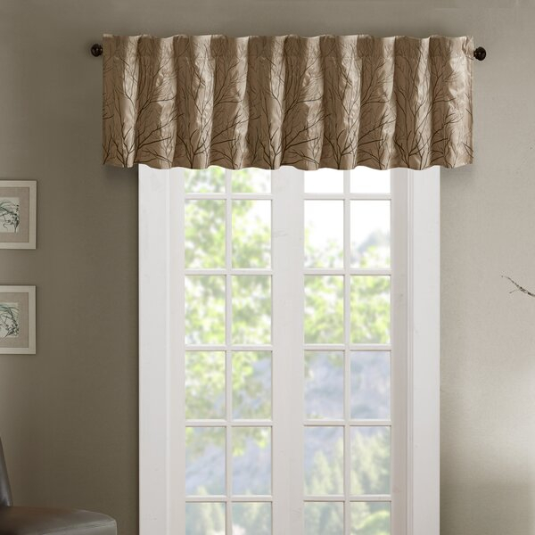 Tree Branch Valance | Wayfair For Tree Branch Valance And Tiers Sets (View 2 of 25)