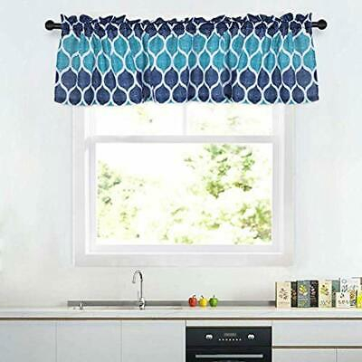 Trellis Scrolling Leaf Pattern Kitchen Window Curtain Tiers Intended For Trellis Pattern Window Valances (Image 22 of 25)