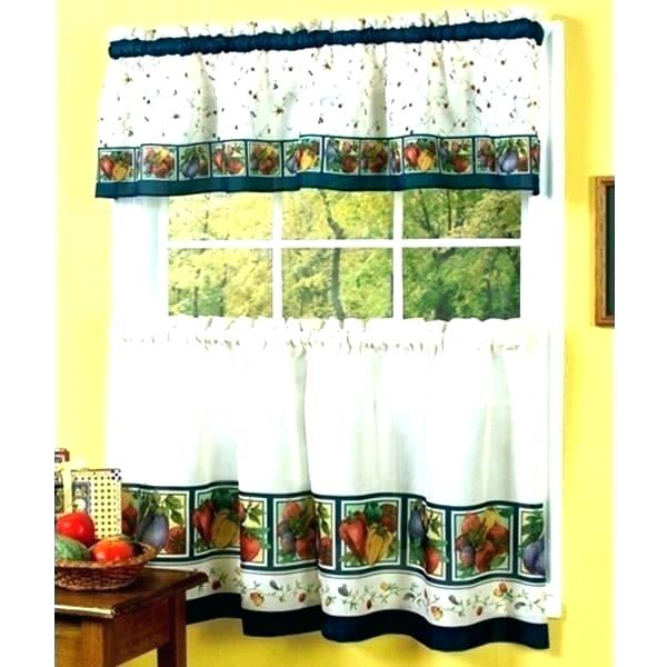 Valance And Tier Curtain Sets – Wendellpurkey (View 25 of 25)
