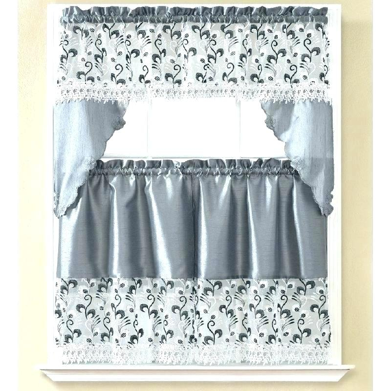 Valance And Tier Curtain Sets – Wendellpurkey (View 20 of 25)