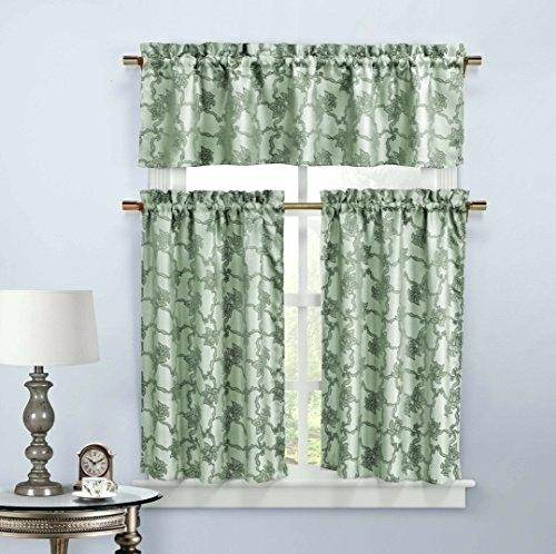 Valance And Tier Curtain Sets – Wendellpurkey (View 13 of 25)