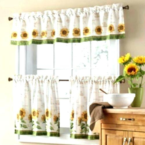 Valance Options – Darkstarpvp Intended For Traditional Tailored Window Curtains With Embroidered Yellow Sunflowers (View 16 of 25)