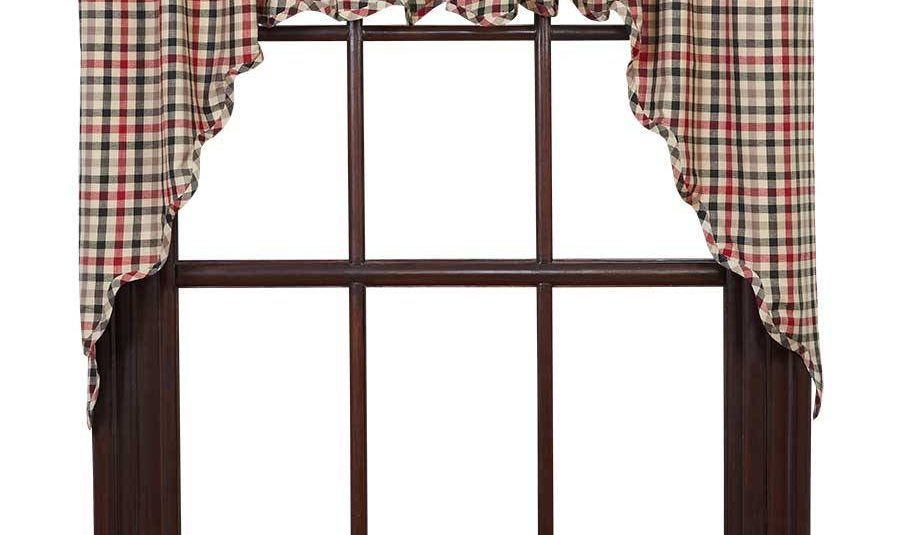 Valance Panels Kitchen Victory Custom Valances For Bedro Intended For Medallion Window Curtain Valances (Photo 7 of 25)