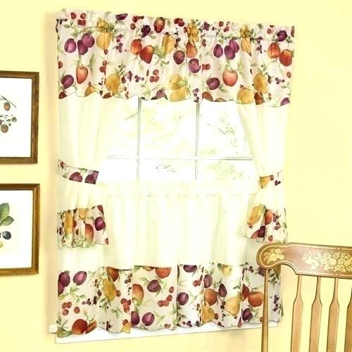 Valance Set – Cryptopesa.co Intended For Live, Love, Laugh Window Curtain Tier Pair And Valance Sets (Photo 16 of 25)