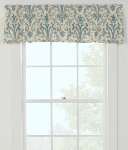 Venetian Brocade Lined Tailored Valance And Window Toppers With Tailored Toppers With Valances (View 7 of 25)