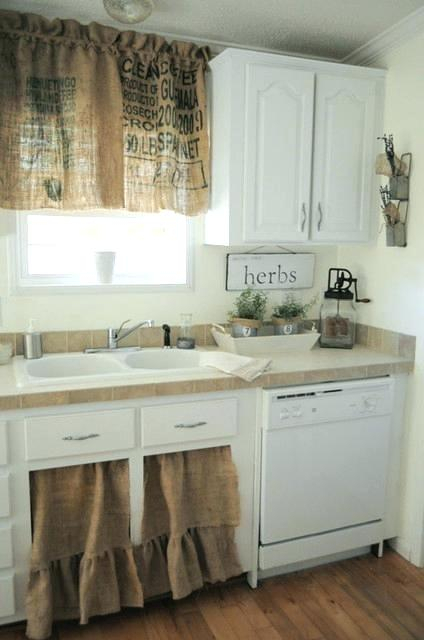 Vintage Farmhouse Kitchen Curtains – Funnyarmy (View 16 of 25)