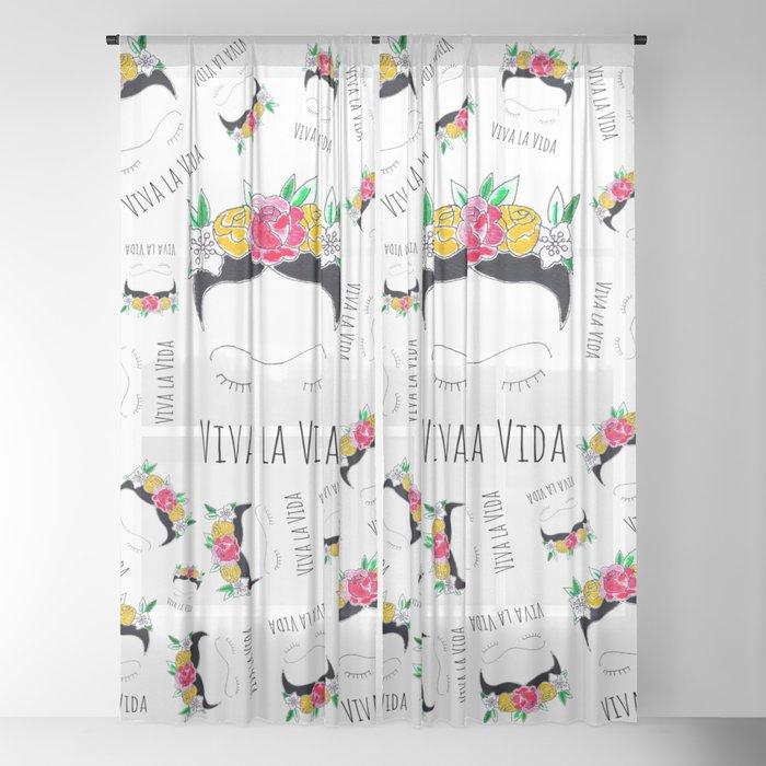Featured Image of La Vida Window Curtains