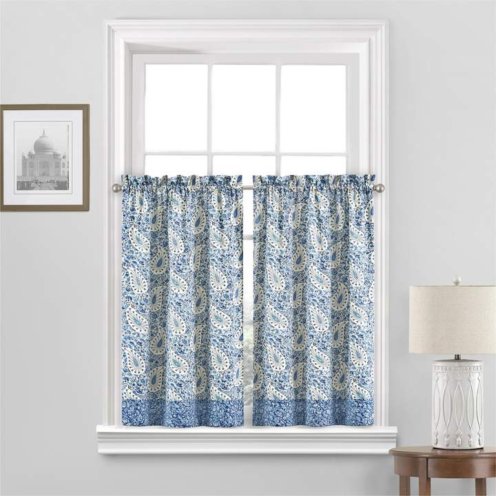 Waverly Panels – Shopstyle Pertaining To Waverly Kensington Bloom Window Tier Pairs (View 10 of 25)