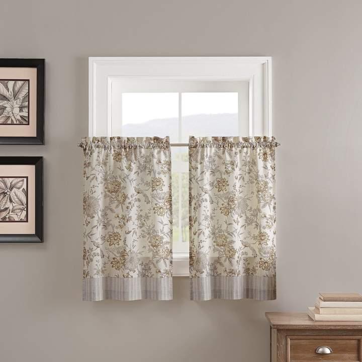 Waverly Panels – Shopstyle Within Waverly Kensington Bloom Window Tier Pairs (Image 22 of 25)