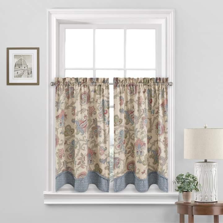 Featured Image of Waverly Kensington Bloom Window Tier Pairs