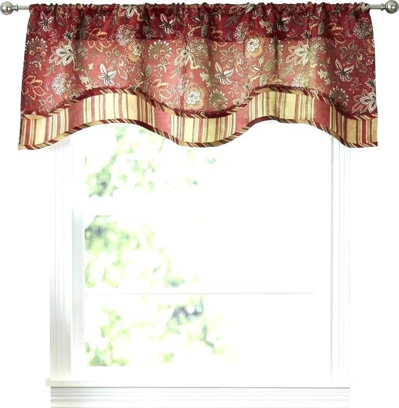 Wayfair Kitchen Curtains – Undergroundgourmet (View 13 of 25)