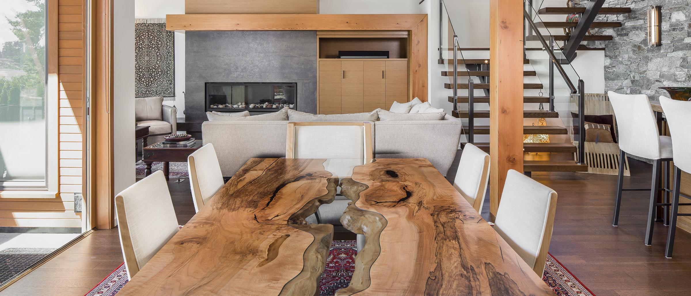 Welcome To Live Edge Design – Remarkable Natural Custom For Most Popular Cleary Oval Dining Pedestal Tables (View 24 of 25)