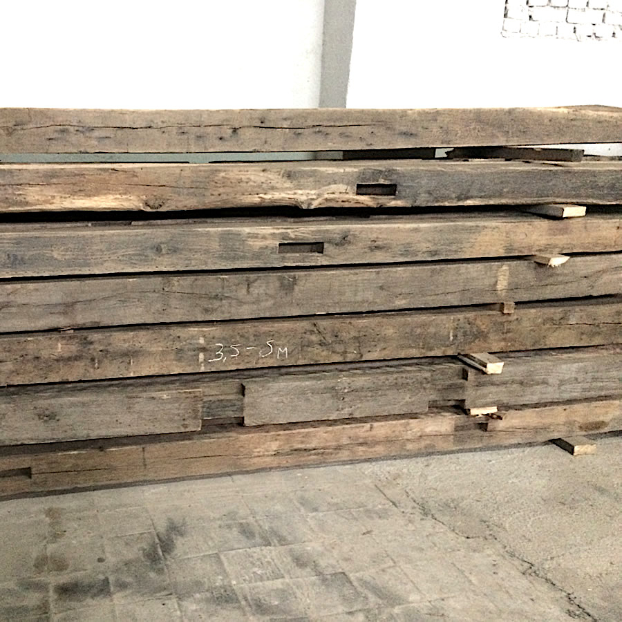 Were To Buy Reclaimed Oak Beams? For Newest Brussels Reclaimed European Barnwood Dining Tables (View 18 of 25)