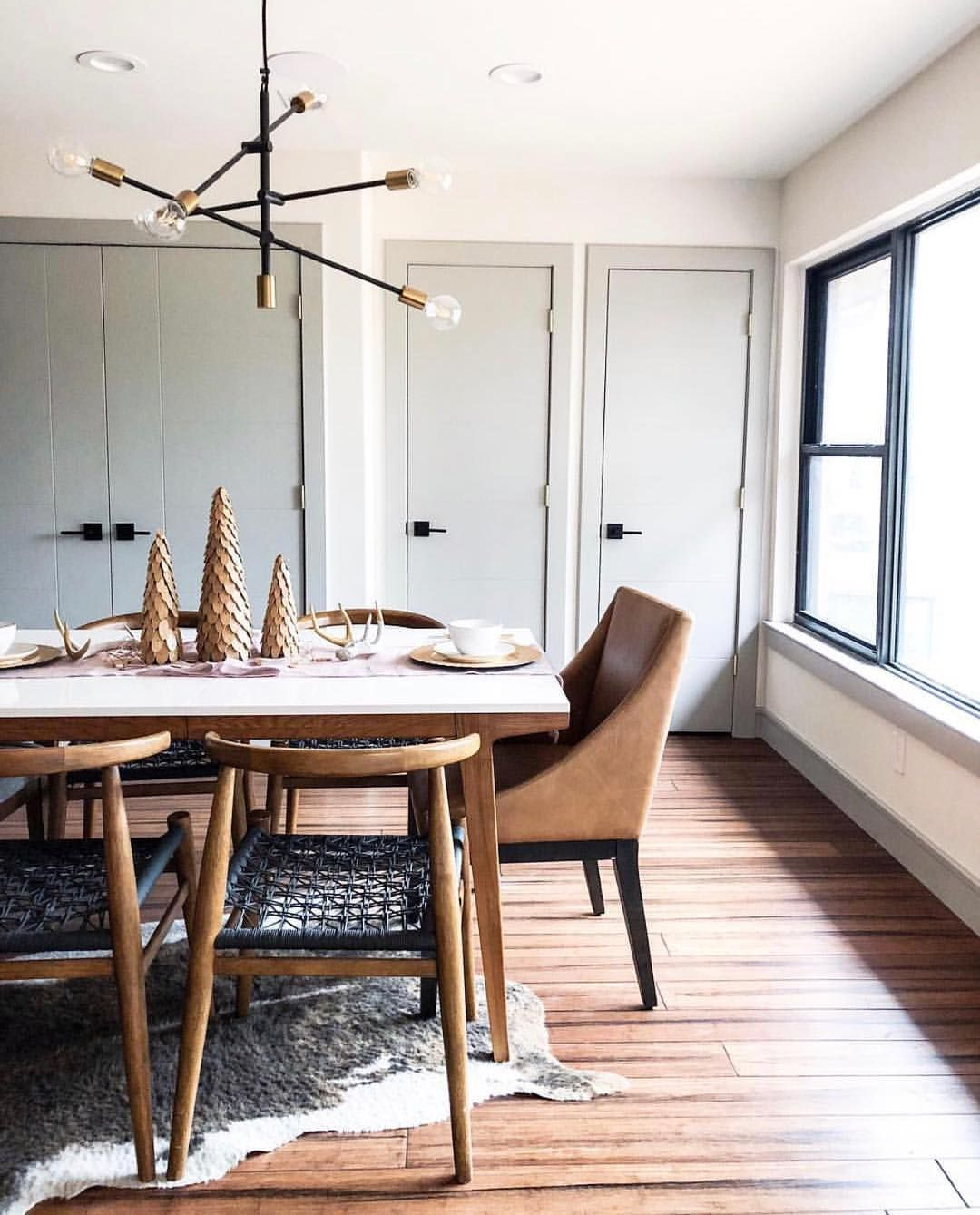 "West Elm | Phoenix On Instagram: ""Modern Dining Table X Regarding Newest West Dining Tables (Image 18 of 25)"