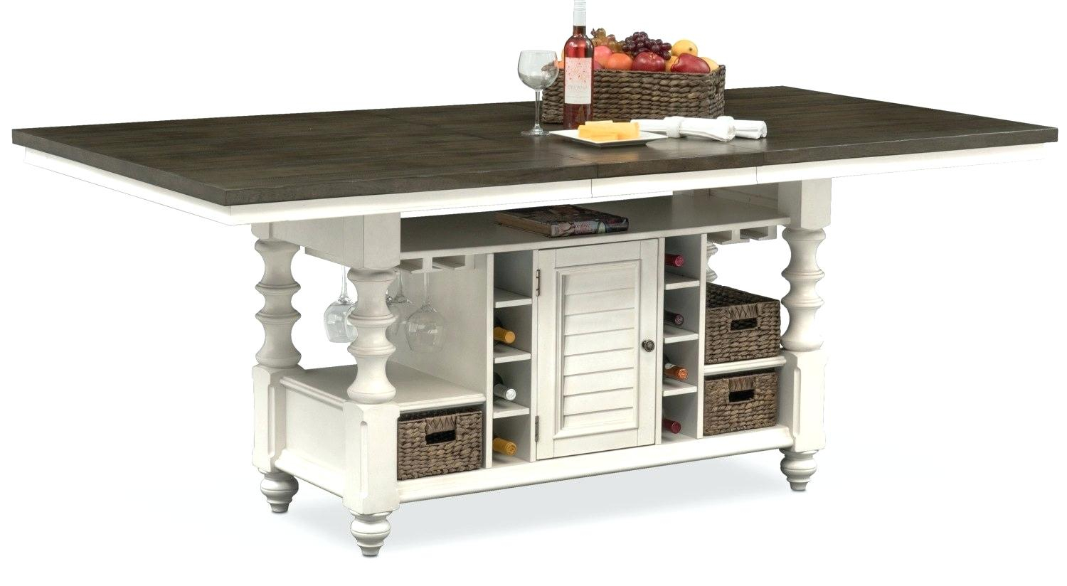 White And Gray Dining Table – Insidestories Pertaining To Latest Gray Wash Banks Extending Dining Tables (View 9 of 25)