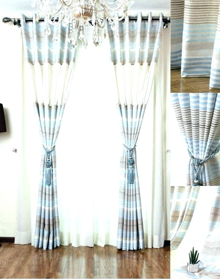 White Room Darkening Curtains In Rowley Birds Valances (View 24 of 25)