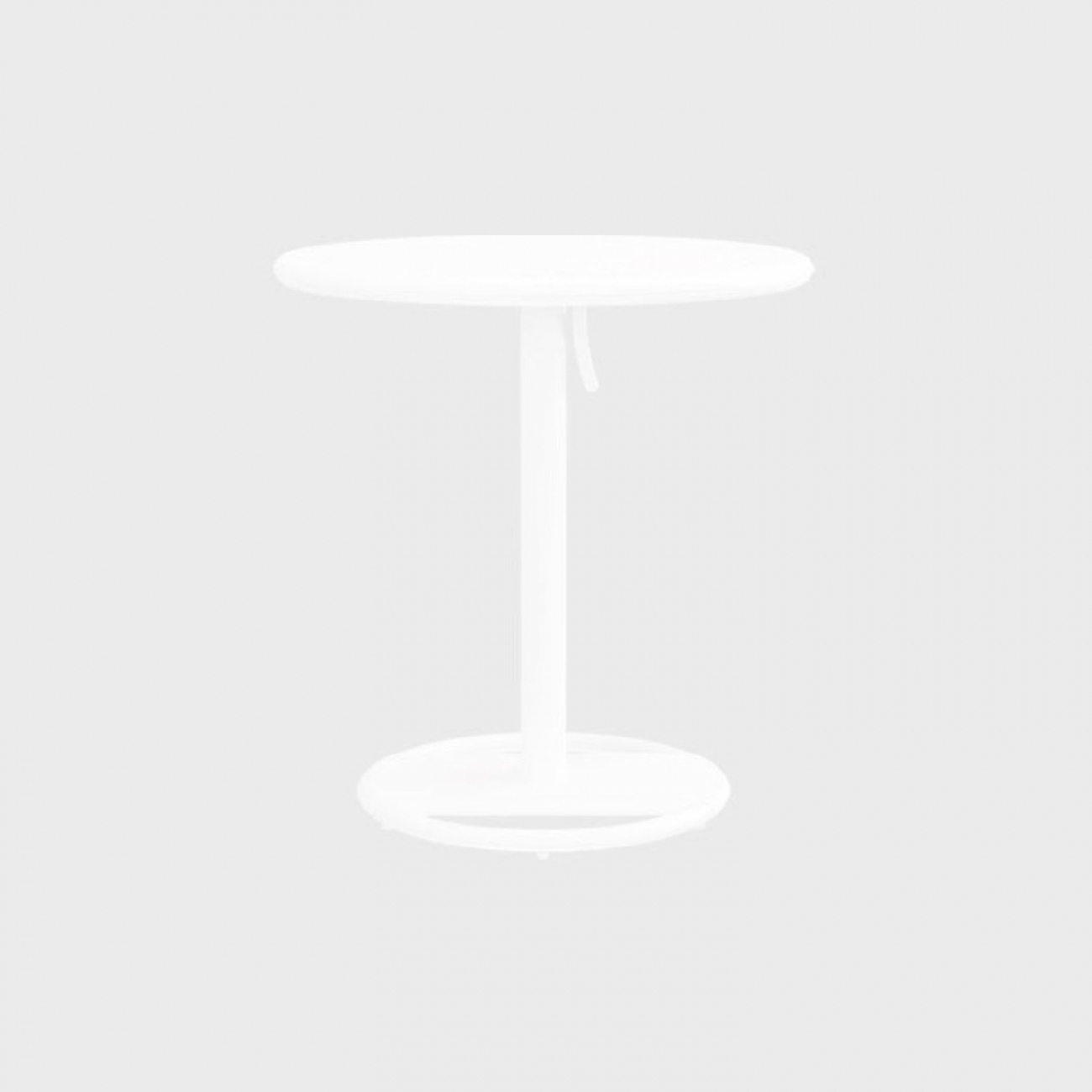 White Round Bistro Table – Table Design Ideas For Latest Rae Round Marble Bistro Tables (View 24 of 25)