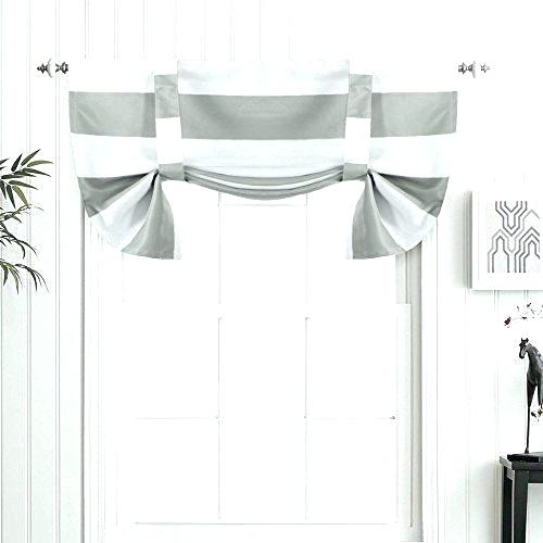White Tie Up Curtains – Sonderflat (View 22 of 25)