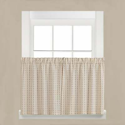Window Treatment Hardware, Window Treatments & Hardware Intended For Porch & Den Lorentz Silver 24 Inch Tier Pairs (View 6 of 25)