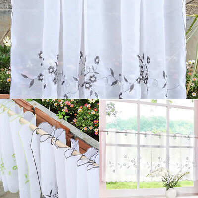 Window Treatments & Hardware Spring Easter Eggs Valance Throughout Coffee Drinks Embroidered Window Valances And Tiers (View 21 of 25)