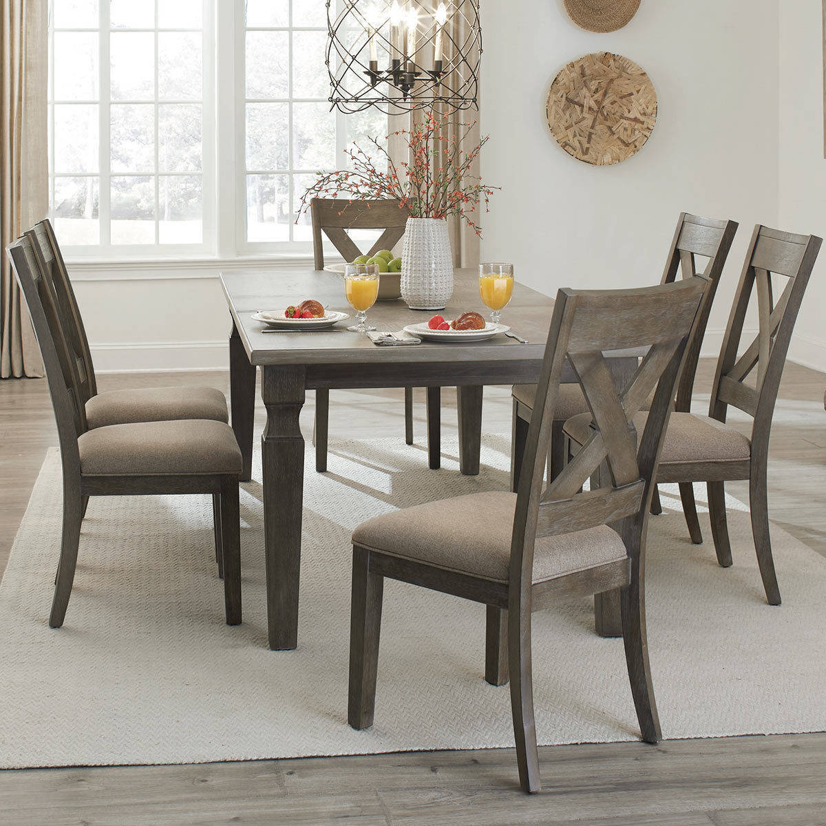Winning Dining Room Chair Designs Design Ideas Furniture For Most Popular Modern Farmhouse Extending Dining Tables (View 19 of 25)