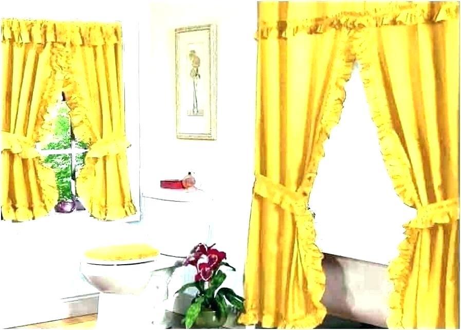 Yellow Gingham Curtains – Sonderflat (View 19 of 25)