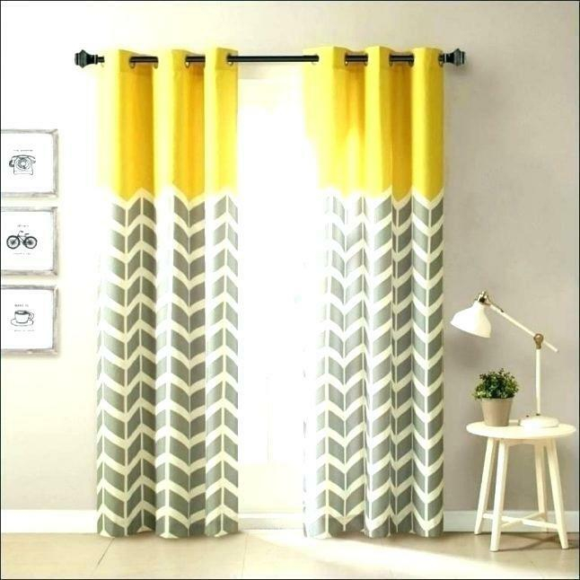 Yellow Kitchen Curtains – V9Oj With Regard To Solid Microfiber 3 Piece Kitchen Curtain Valance And Tiers Sets (View 14 of 25)