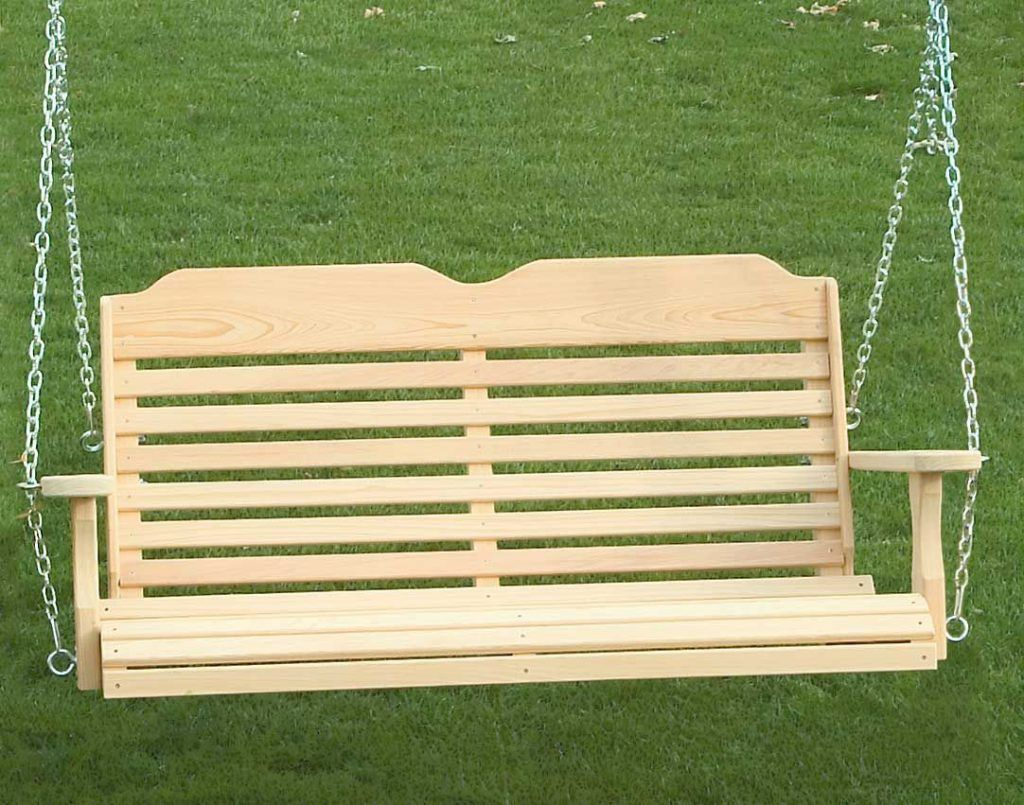 12 Free Porch Swing Plans | Wooden Porch Swing | Porch For Fordyce Porch Swings (View 9 of 25)