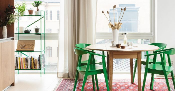 15 Chic And Cheap Dining Tables Inside Transitional 4 Seating Drop Leaf Casual Dining Tables (View 19 of 25)