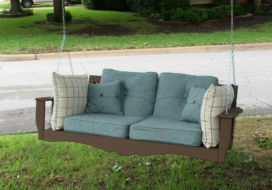 20+ Porch Swing Plans – Diy Porch Swing Inside Daybed Porch Swings With Stand (View 24 of 25)