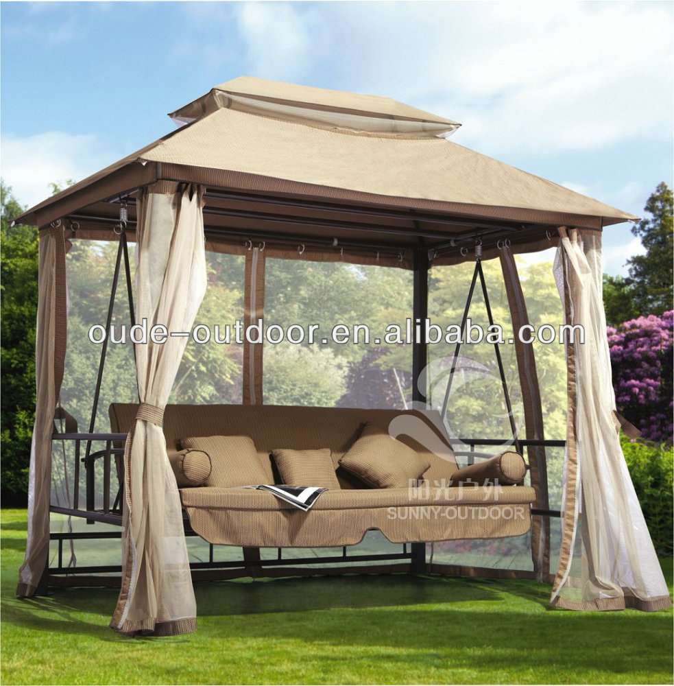 3 Seat Swing, View Swing, Sunny Product Details From Sunny Umbrella Factory On Alibaba Throughout 3 Seat Pergola Swings (View 6 of 25)